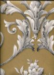 Classic Silks 3 Wallpaper CS35623 By Norwall For Galerie